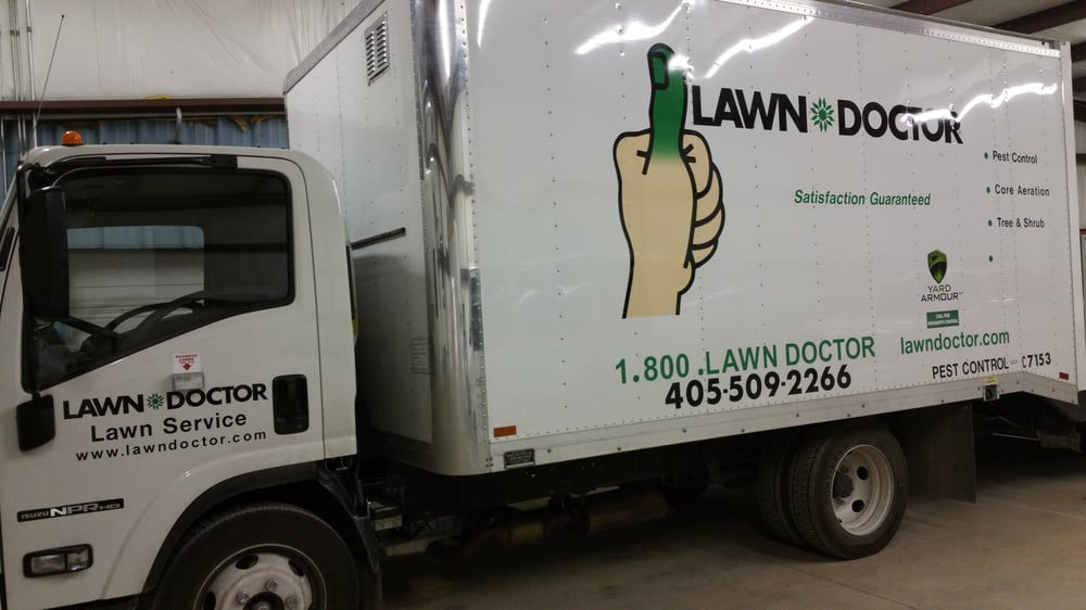 Unlike The Trugreen Company Lawn Doctor Says That It Can Provide Better Results Simply Because Each Franchise Is Locally Owned