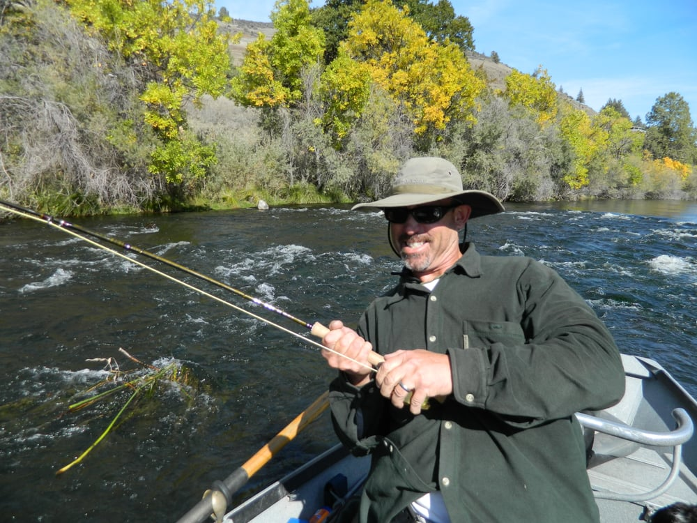 Jack Trout Fly Fishing Guide: 1004 S Mount Shasta Blvd, Mount Shasta, CA