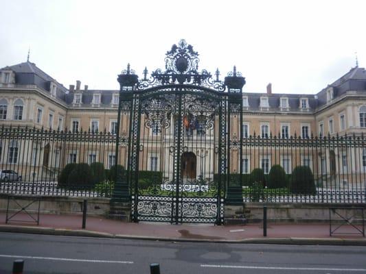 palais niel landmarks historic buildings 2 rue montoulieu saint jacques ozenne toulouse. Black Bedroom Furniture Sets. Home Design Ideas