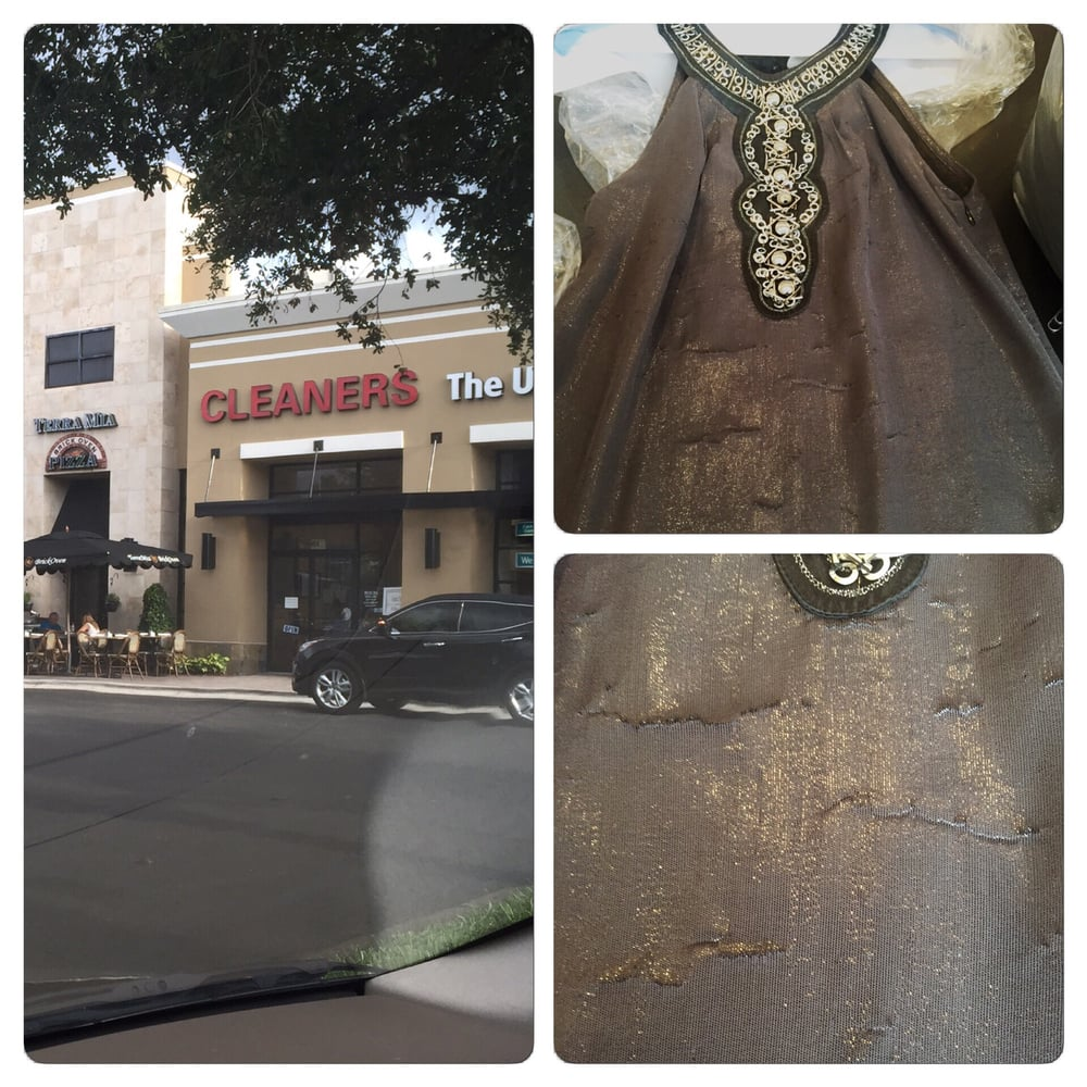 Golden Touch Dry Cleaners: 851 S State Road 434, Altamonte Springs, FL
