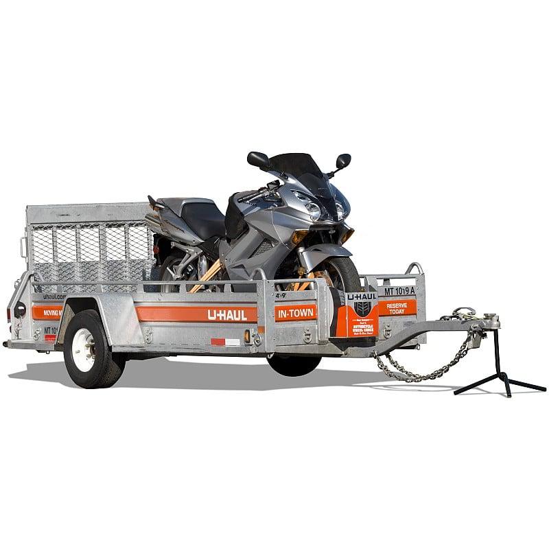 U Haul Dealer Leases U Haul Motorcycle Trailers In Montgomery