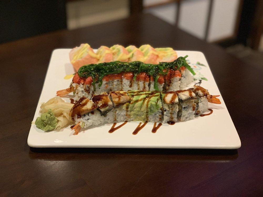 Miya Sushi: 10550 Old St Augustine Rd, Jacksonville, FL