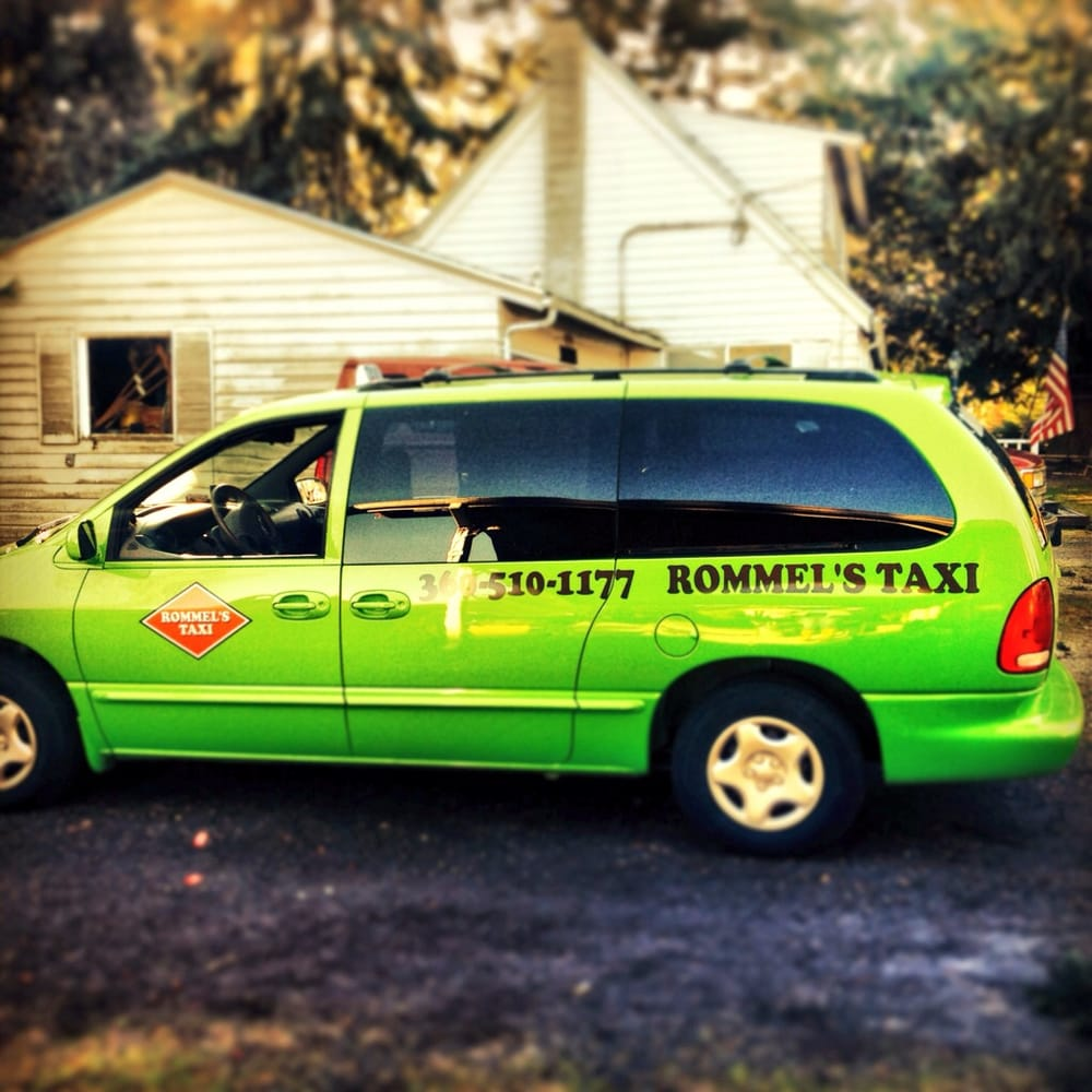 green machine taxi