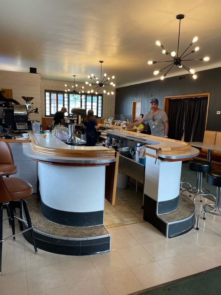 Seven Embers Coffee: 3066 US 2, Iron River, MI