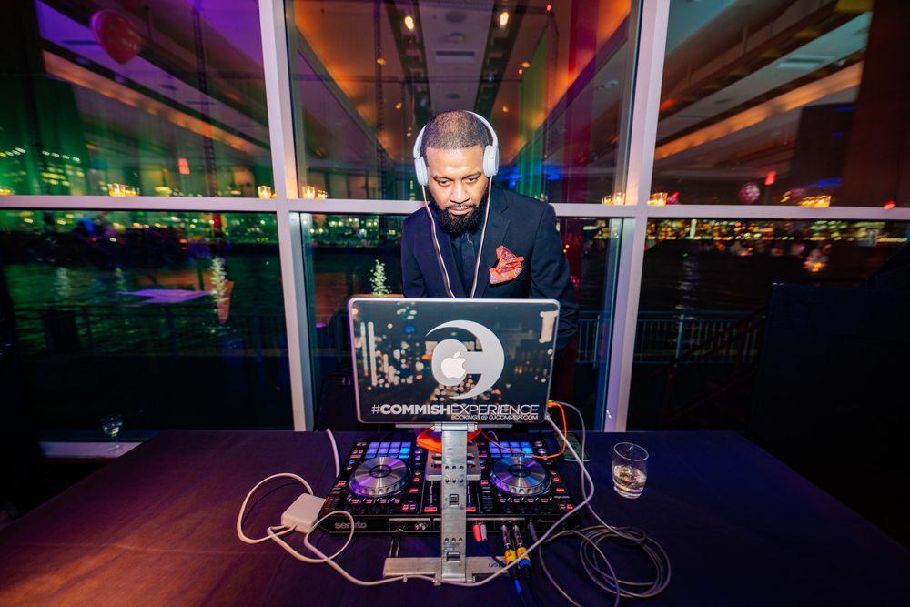DJ Commish