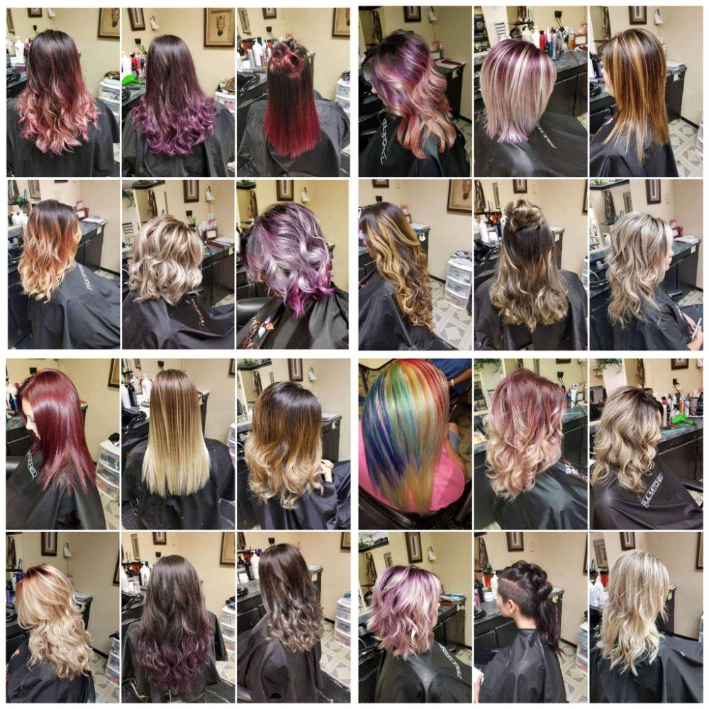 Hair Tracks: 1025 Falcon Rd, Altus, OK