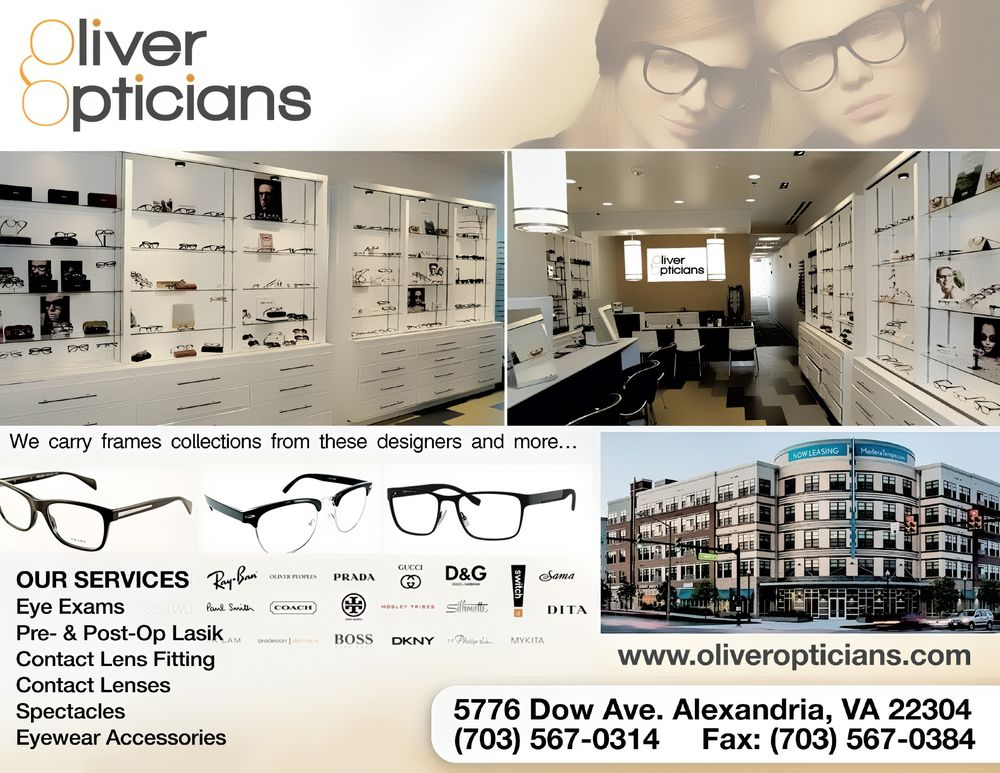 a8c52560983d Oliver Opticians - 30 Reviews - Optometrists - 5776 Dow Ave ...