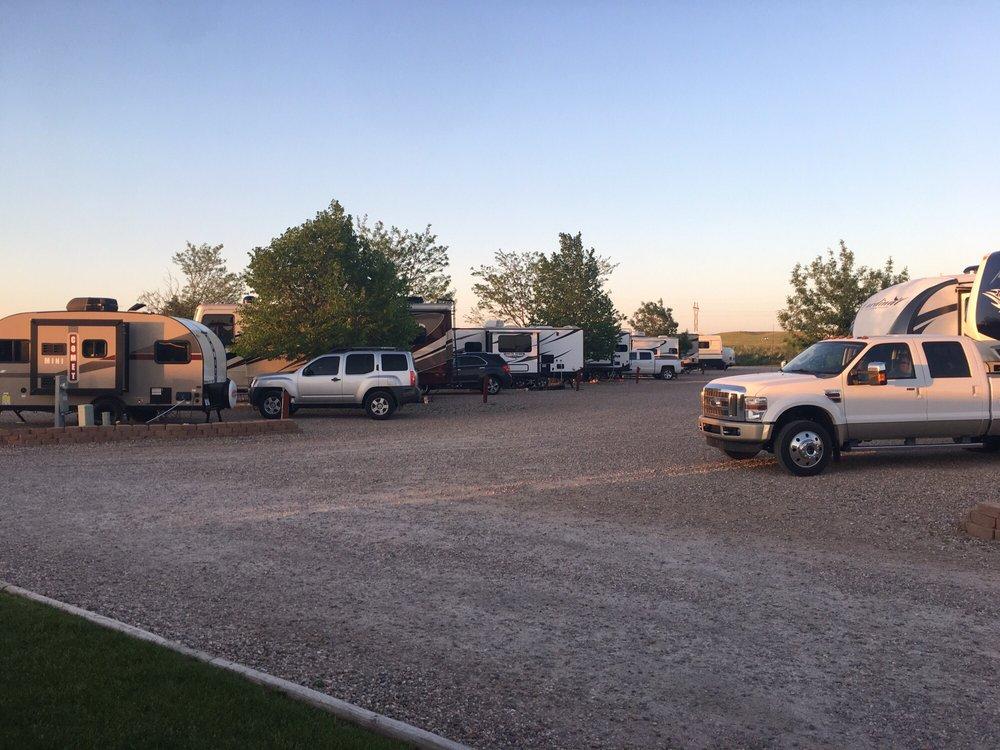 Cheyenne KOA: 8800 Archer Frontage Rd, Cheyenne, WY