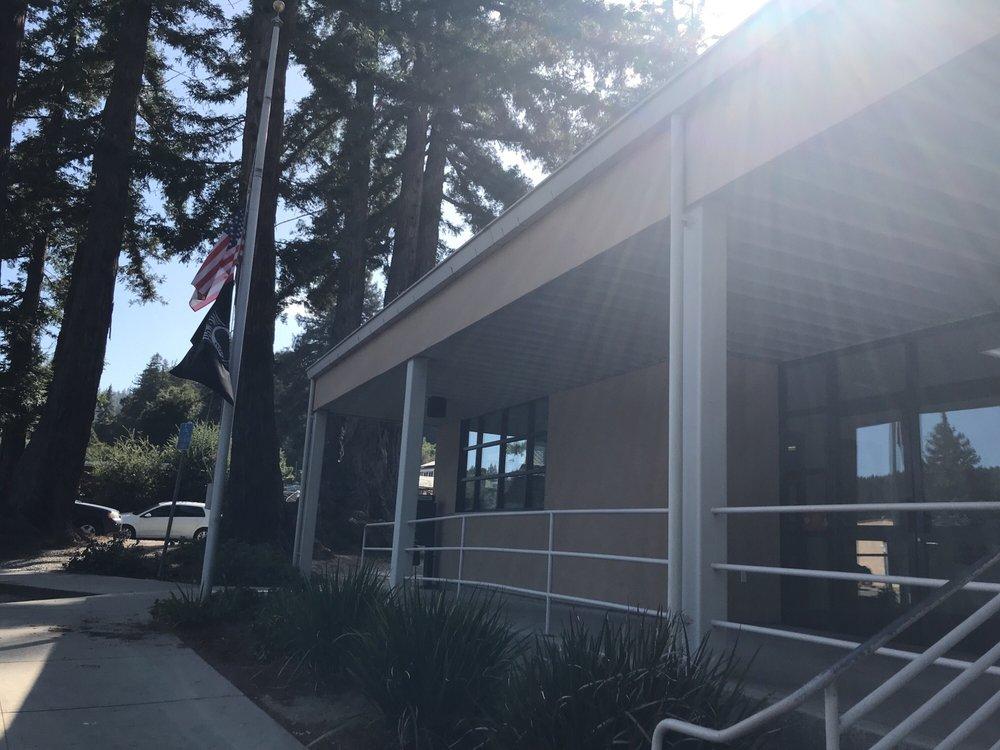 US Post Office: 200 Lorenzo St, Boulder Creek, CA