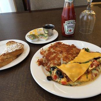 Photo Of Hilton Garden Inn   Billings, MT, United States. Yummy Breakfast  Just