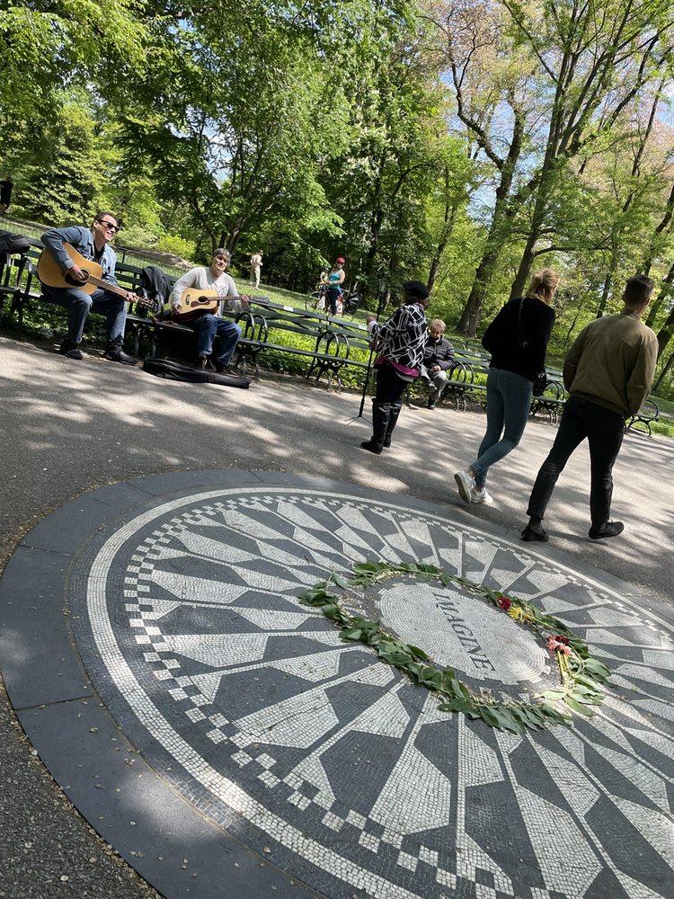 Social Spots from Central Park Conservancy