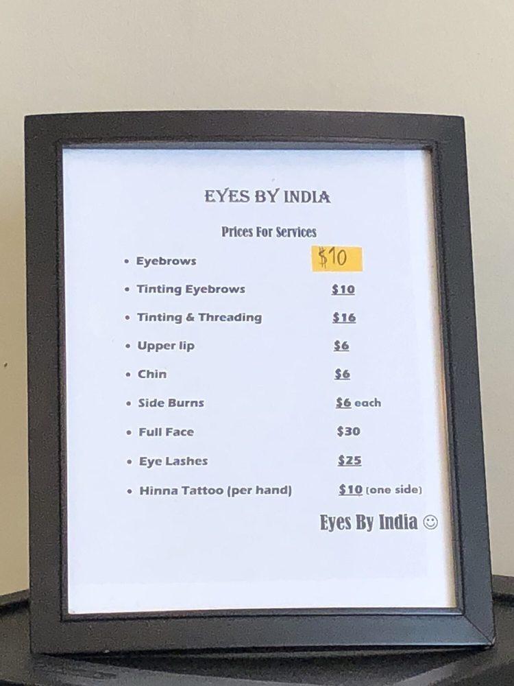 Eyes by India: 5423 W Saginaw Hwy, Lansing, MI