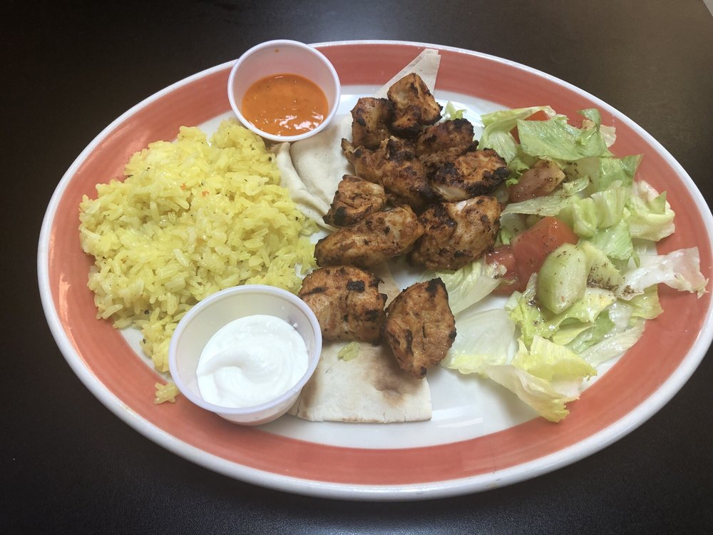 Food from Kebab House