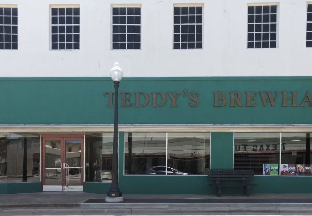 Teddy's Brewhaus: 102 Fisk Ave, Brownwood, TX