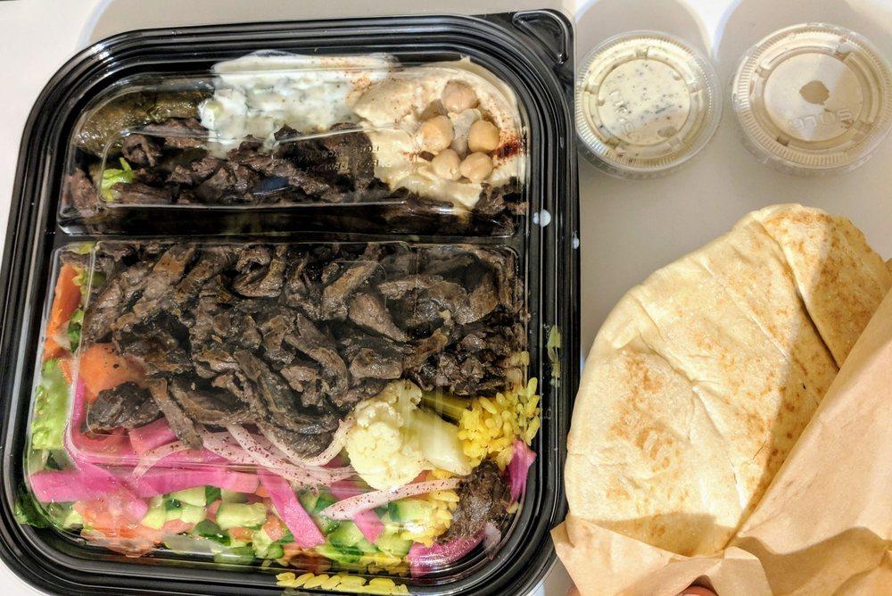 Zaky Mediterranean Grill: 194 E Yorba Linda Blvd, Placentia, CA