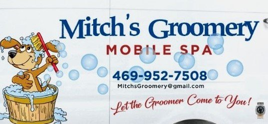 Mitch's Groomery: Anna, TX