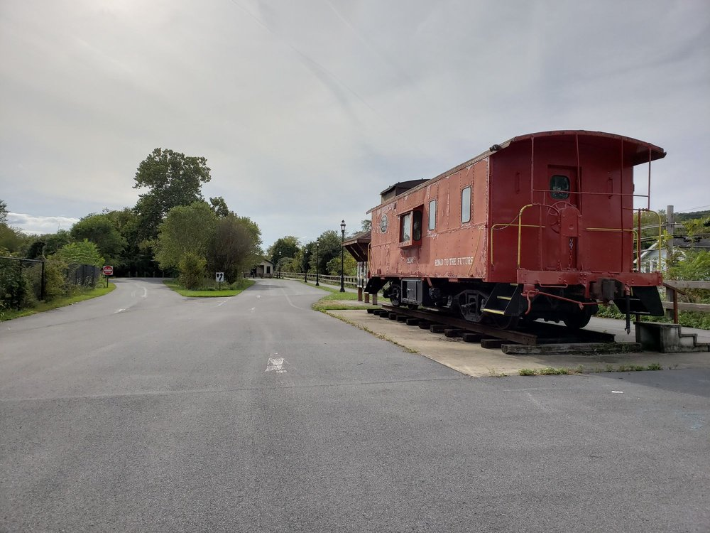 Pine Creek Rail Trail: 640 Railroad St, Jersey Shore, PA