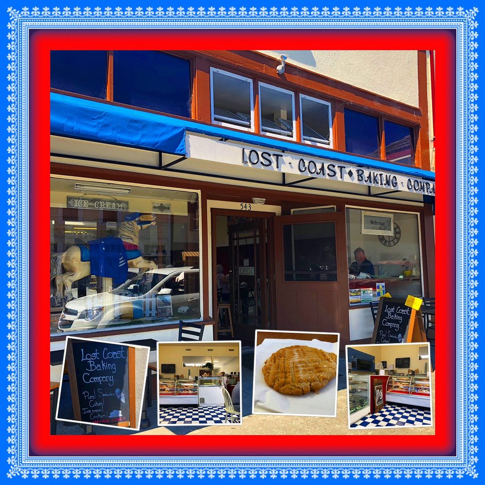 Lost Coast Baking Company: 543 Main St, Ferndale, CA