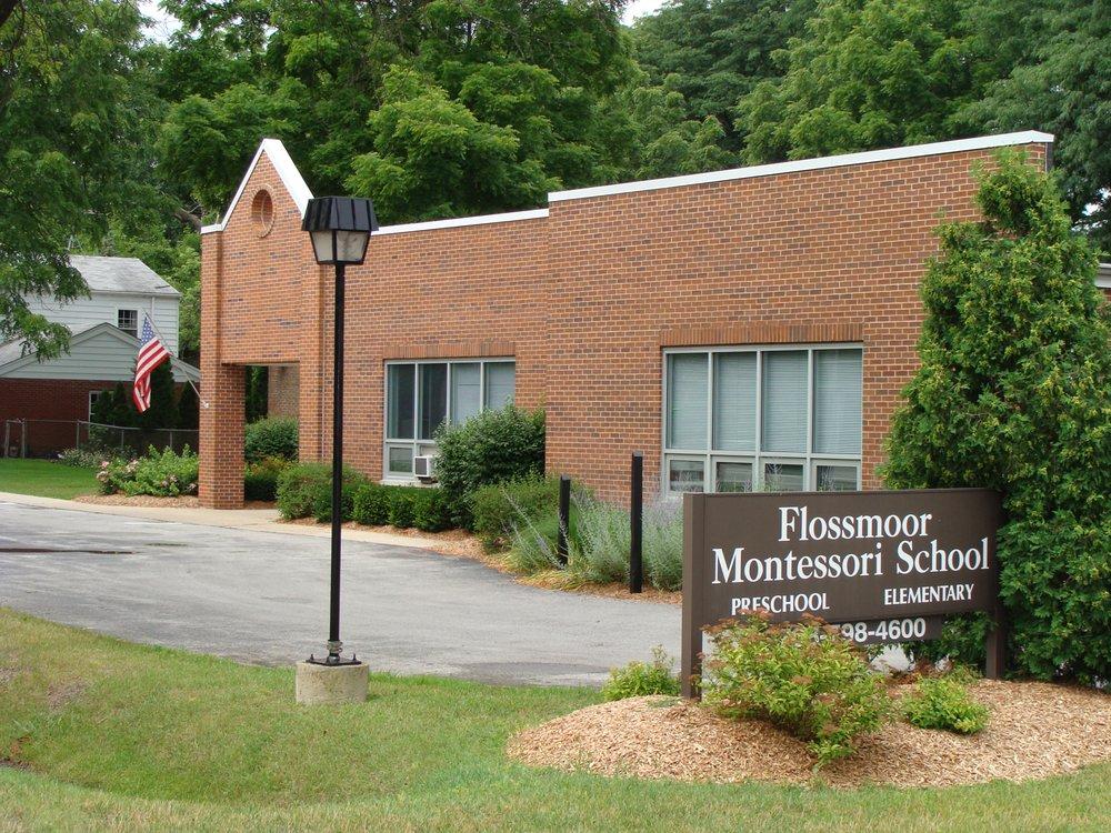 Flossmoor Montessori School: 740 Western Ave, Flossmoor, IL
