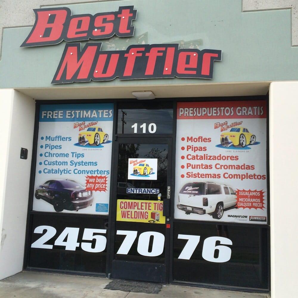 Catalytic Converter Shop Near Me >> Best Muffler - 25 Reviews - Auto Repair - 31947 Corydon St, Lake Elsinore, CA - Phone Number - Yelp