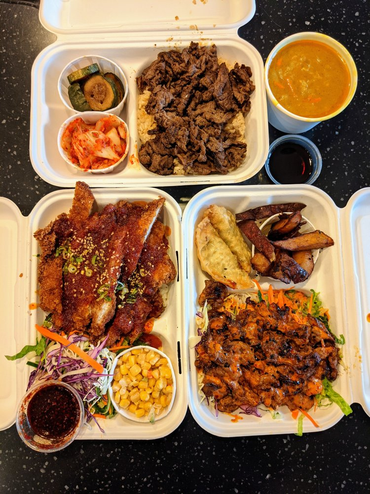 Food from Blossom Tree