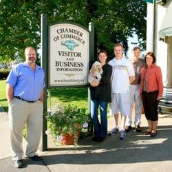 Healdsburg Chamber Of Commerce Visitors Bureau Public Services