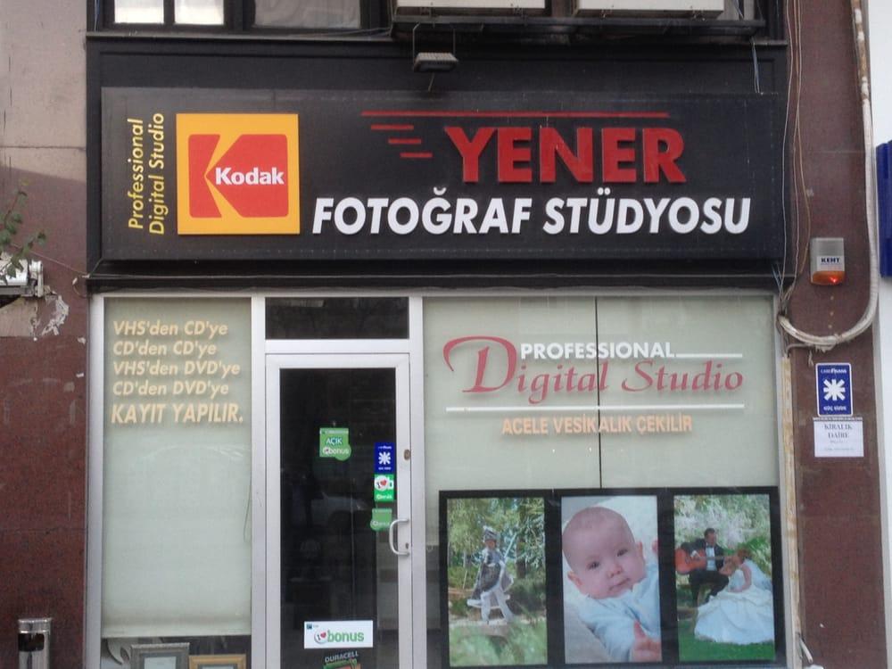 Yener Fotoğraf Stüdyosu