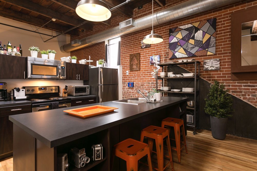 Buerger Brother Lofts: 1742 Champa St, Denver, CO