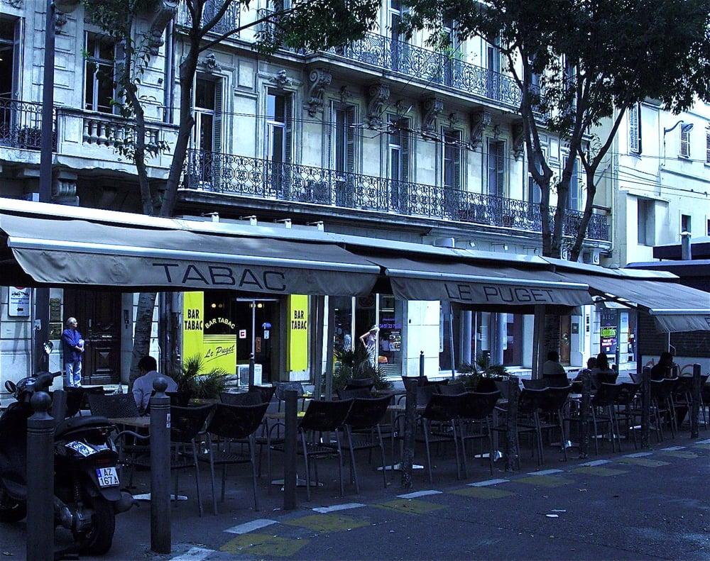 Restaurant Cours Pierre Puget Marseille