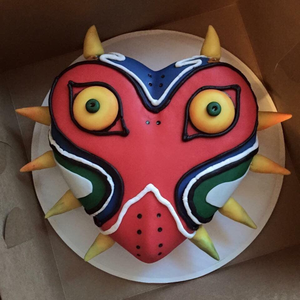 Majoras Mask Cake Yelp