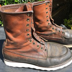 buy popular f4645 f6f94 Red Wing Shoes - 29 foto e 53 recensioni - Negozi di scarpe ...