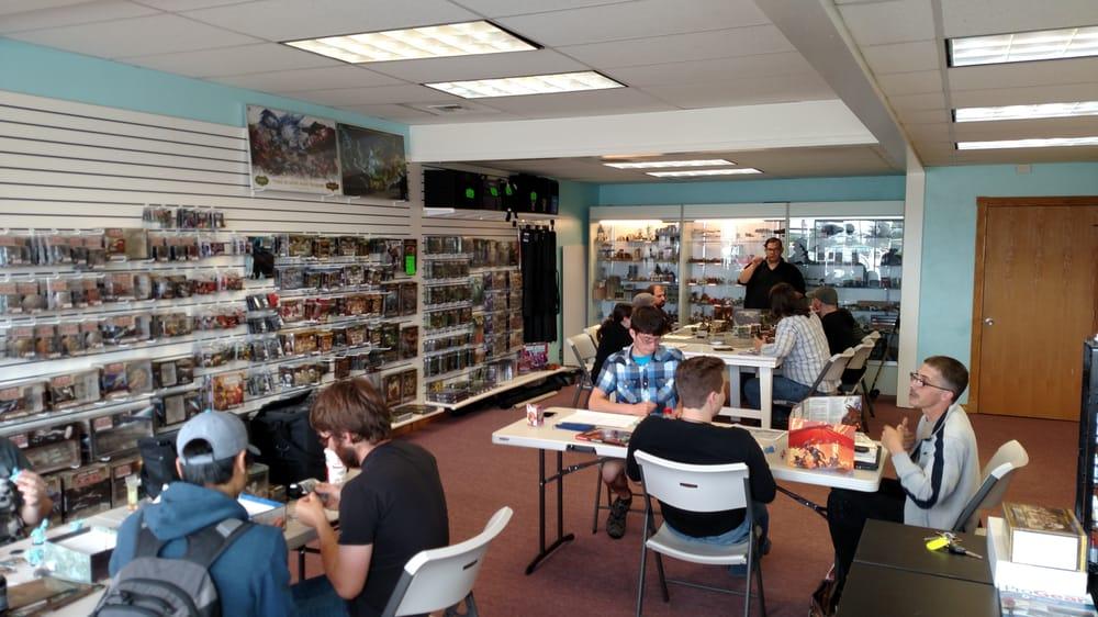 Gateway Games and Hobby: 235 E Washington St, Sequim, WA