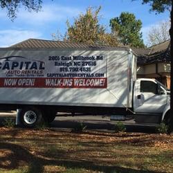 Capital Auto Rentals Car Rental 2801 East Millbrook Rd
