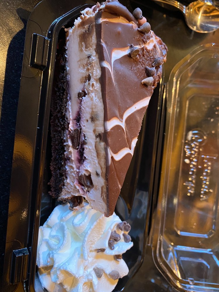 Food from The Cheesecake Factory - Greensboro