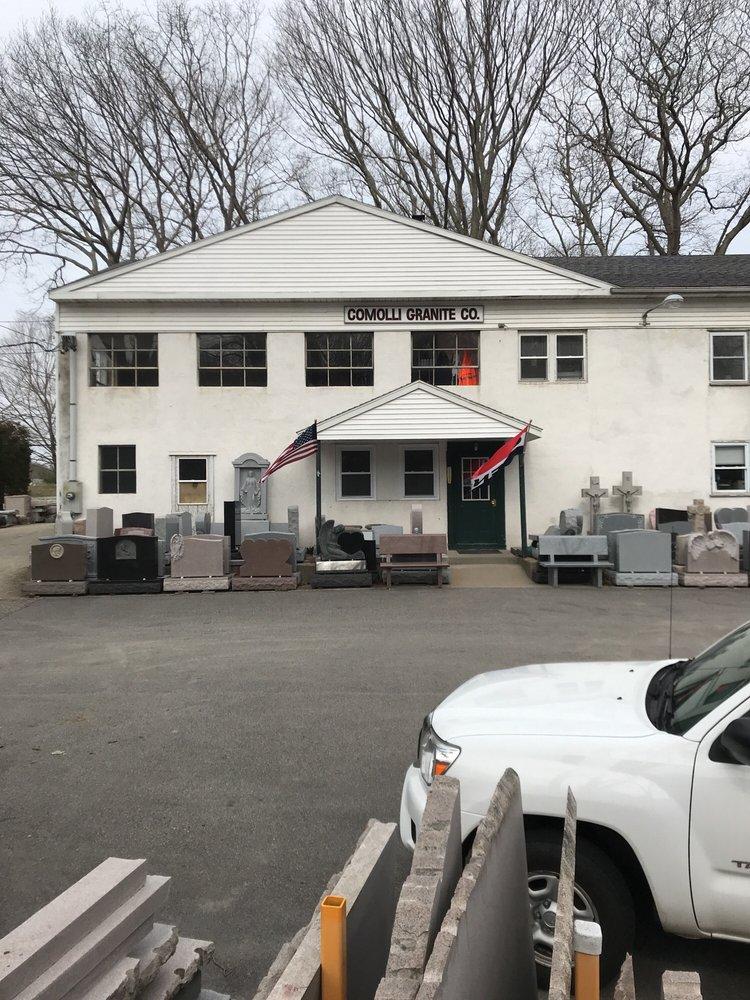 Comolli Granite Company: 4 Chase Hill Rd, Ashaway, RI
