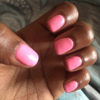 Grand nail spa 30 photos 40 reviews nail salons for A q nail salon collinsville il