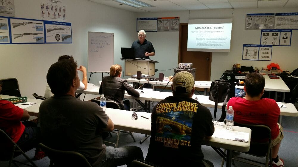 Safe Direction Firearms Training