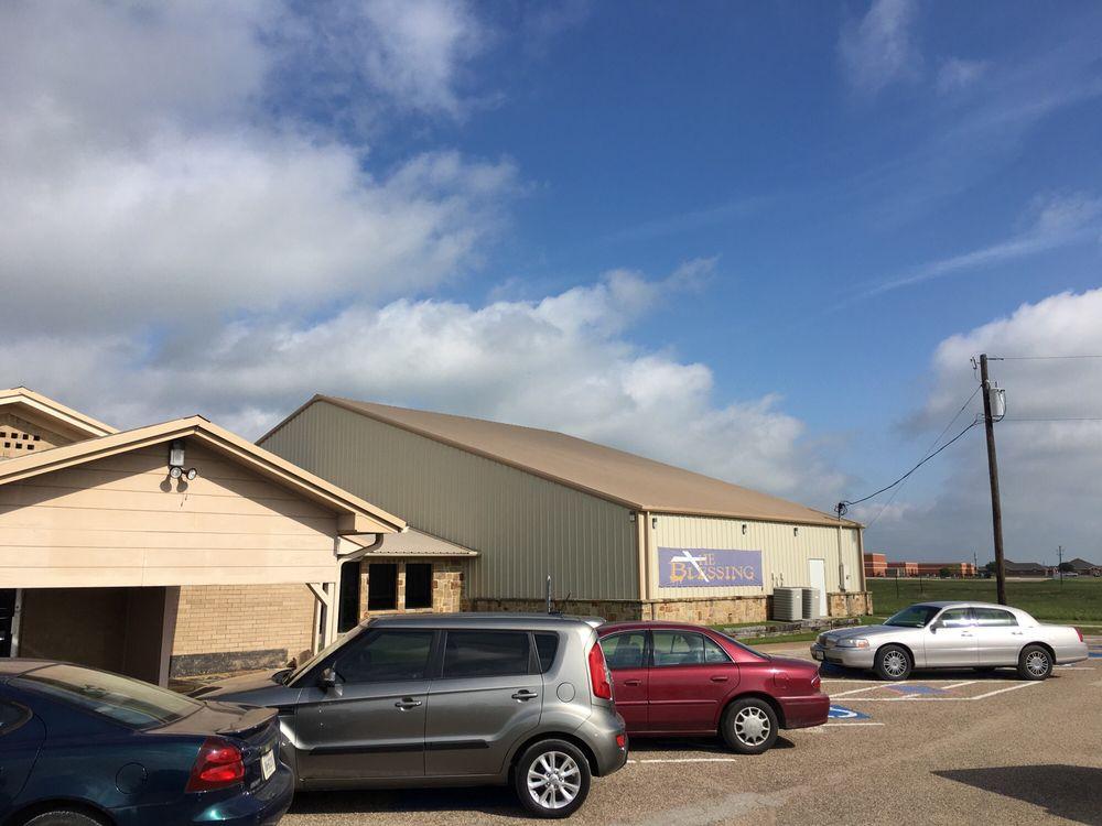 Liberty Baptist Church: 141 Manning Dr, Gun Barrel City, TX