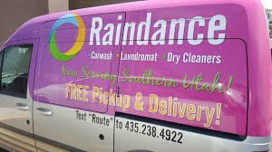 Raindance Dry Cleaners & Laundromat & Carwash: 434 S Main St, Cedar City, UT