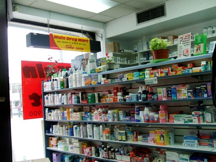 Main Drug Mart