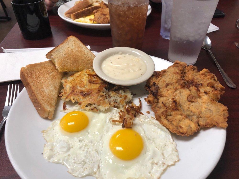 Dawson's Family Restaurant: 1709 Ave F NW, Childress, TX