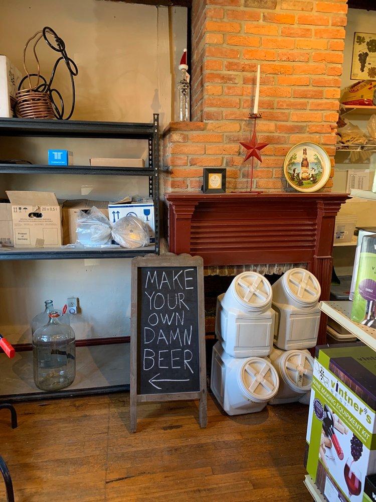 Artisan Home Brew: 128 E Lancaster Ave, Downingtown, PA