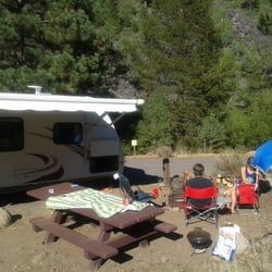 Granite Flat Campground Campgrounds Truckee Ca