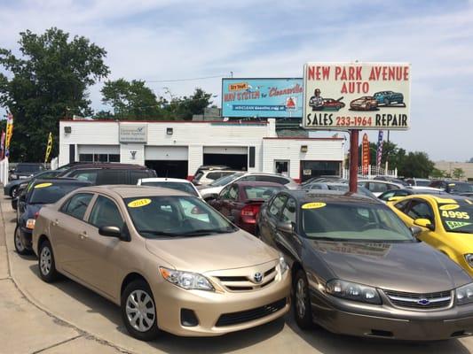 Park Ave Auto >> New Park Avenue Auto 385 New Park Ave Hartford Ct Auto Repair