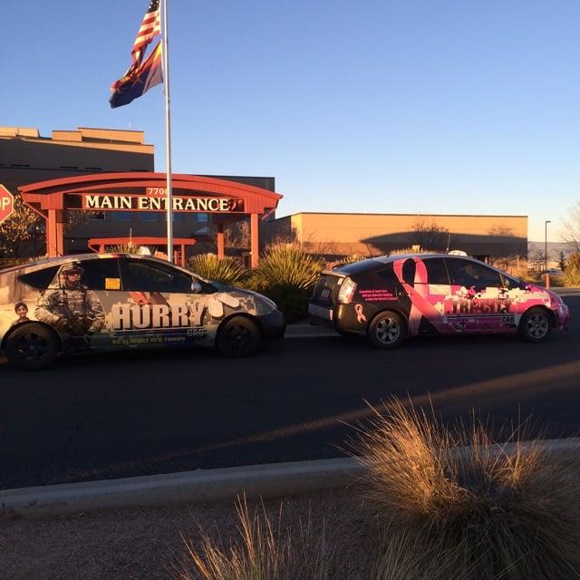 Tri City Cab Company: 1042 Willow Creek Rd, Prescott, AZ