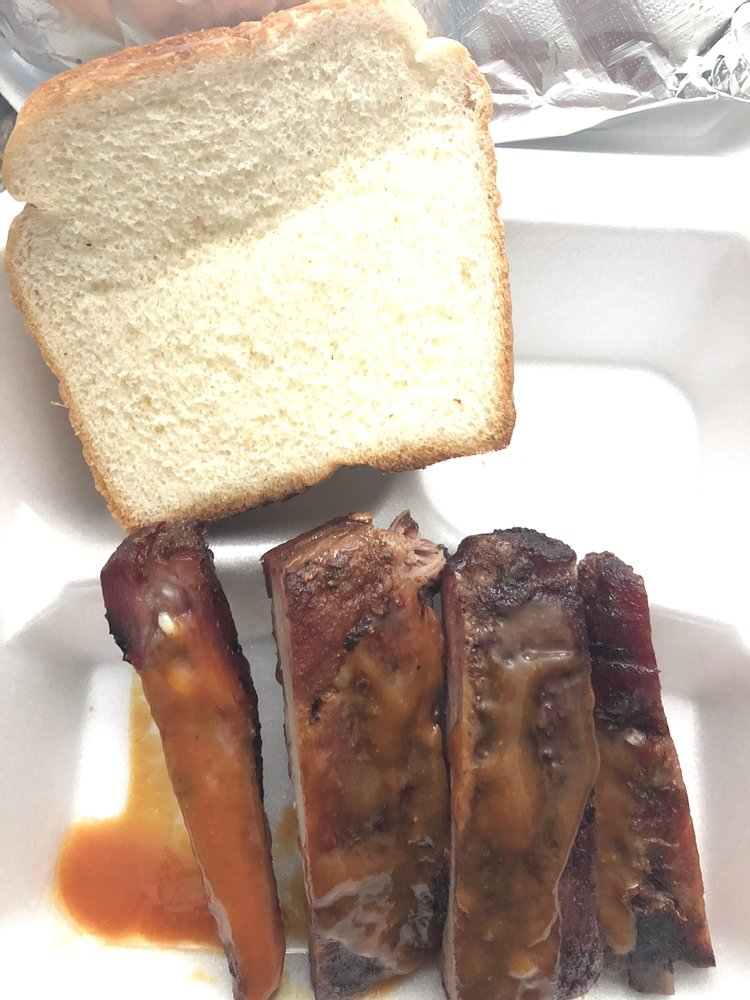Chef Redd's BBQ: 1501 N Leg Rd, Augusta, GA