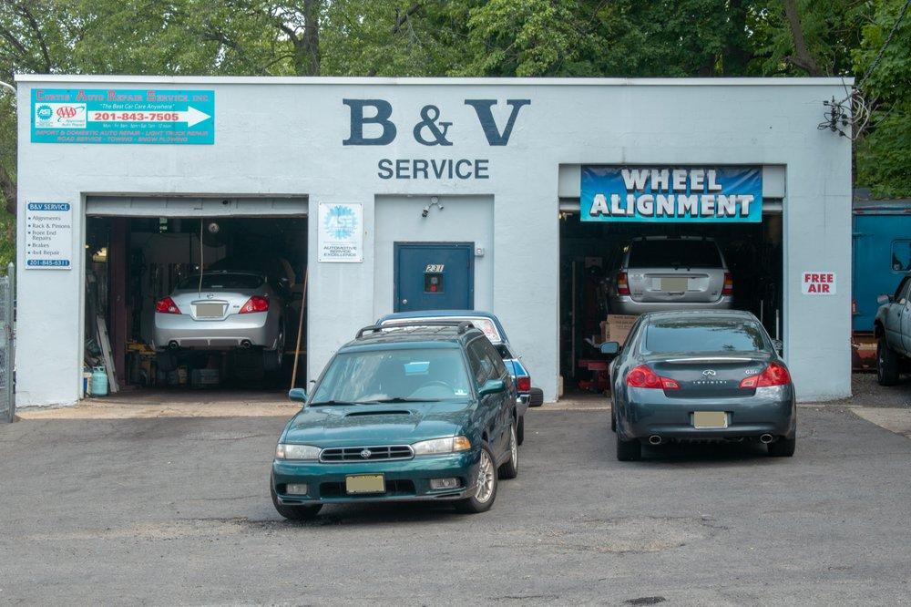 Curtis' Auto Repair Service: 231 W Passaic St, Maywood, NJ