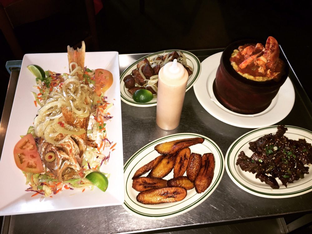 Don Juan Sea Food Restaurant: Morovis, PR