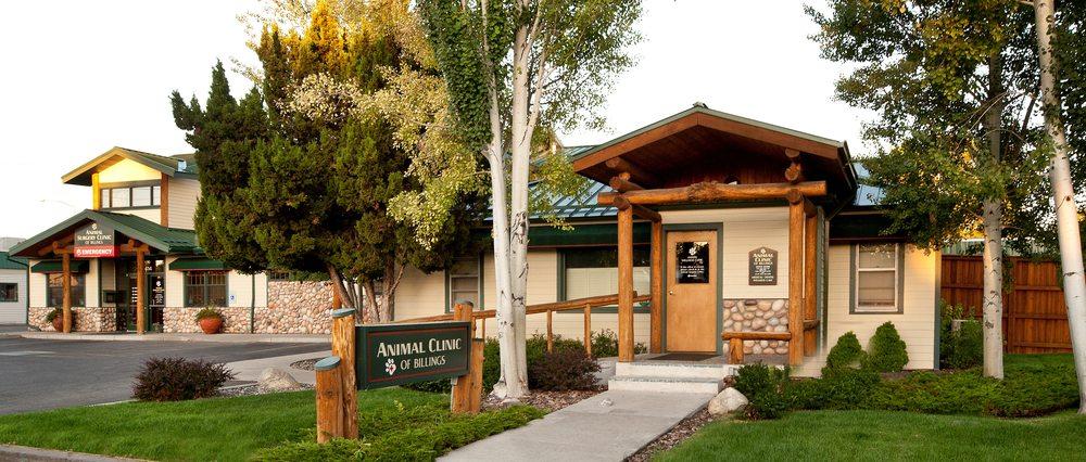 Animal Clinic of Billings: 1420 10th St W, Billings, MT