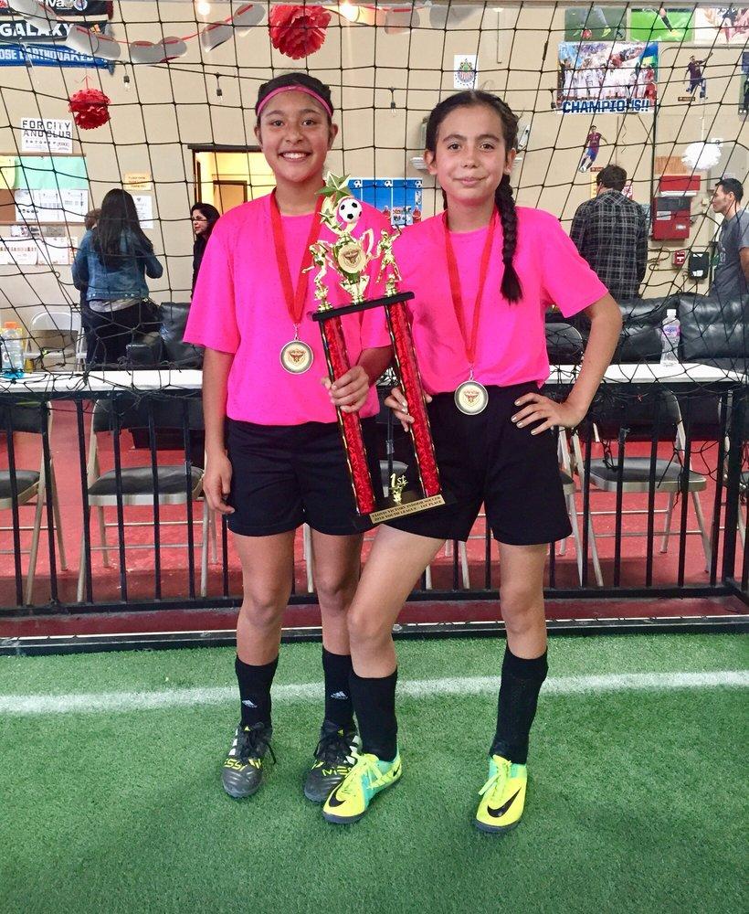 Clovis Victory Indoor Soccer